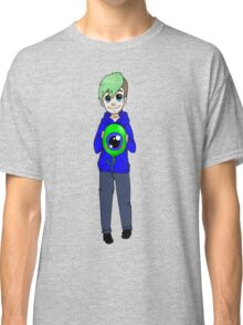 Chibi Jacksepticeye and sam Classic T-Shirt