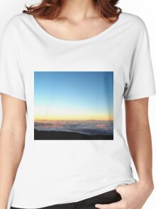 A River in the Clouds Women's Relaxed Fit T-Shirt