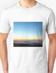A River in the Clouds Unisex T-Shirt