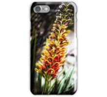 Glorious Grevillea iPhone Case/Skin