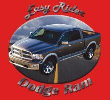 Dodge Ram Truck Easy Rider One Piece - Short Sleeve