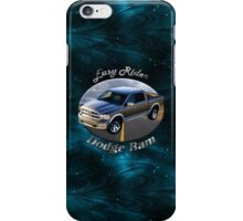 Dodge Ram Truck Easy Rider iPhone Case/Skin