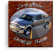 Dodge Ram Truck Easy Rider Metal Print