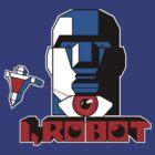 i, robot by edwoodjnr