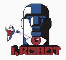 i, robot One Piece - Short Sleeve