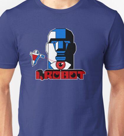 i, robot Unisex T-Shirt