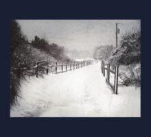 Silence of Snow  Kids Tee