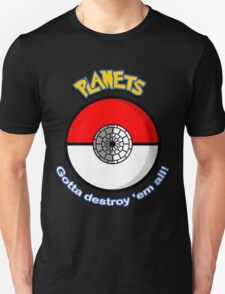 That's no Pokeball T-Shirt