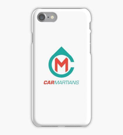 Car Martians iPhone Case/Skin