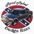 Dodge Ram Truck Road Rebel by hotcarshirts