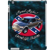Dodge Ram Truck Road Rebel iPad Case/Skin