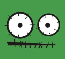 Stitch face by GarfunkelArt