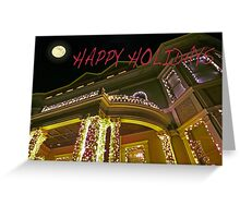 Happy Holidays from San Francisco Greeting Card
