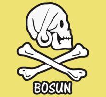 Pirate 21 BOSUN Kids Clothes