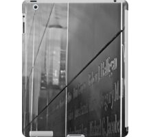 Empty Sky Memorial I iPad Case/Skin