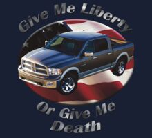 Dodge Ram Truck Give Me Liberty Kids Clothes
