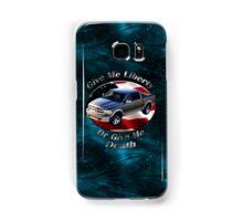 Dodge Ram Truck Give Me Liberty Samsung Galaxy Case/Skin
