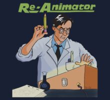 Re-Animator Spoof by DanDav