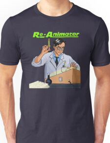 Re-Animator Spoof Unisex T-Shirt