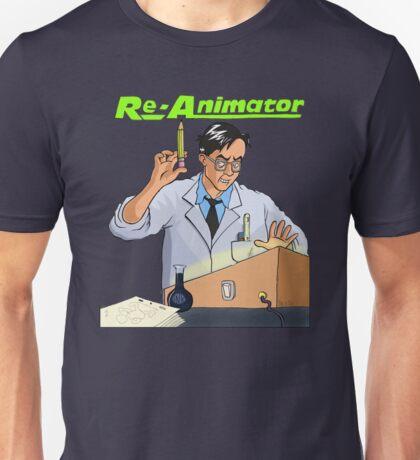 Re-Animator Spoof Unisex T-Shirt