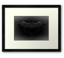 Inner Demon Framed Print