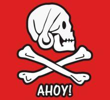 Pirate 23 AHOY! Kids Clothes