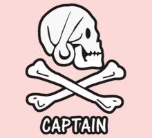 Pirate 24 CAPTAIN Kids Clothes