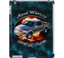 Dodge Ram Truck Road Warrior iPad Case/Skin