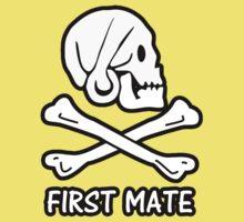 Pirate 26 FIRST MATE Kids Clothes