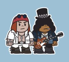 Mitesized Axl & Slash Kids Clothes