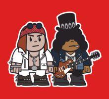 Mitesized Axl & Slash Kids Tee