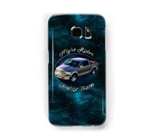 Dodge Ram Truck Night Rider Samsung Galaxy Case/Skin