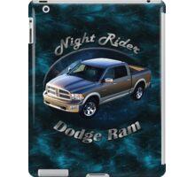 Dodge Ram Truck Night Rider iPad Case/Skin