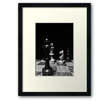 HS-DSCN2034-Just Play IIA Monochrome Framed Print