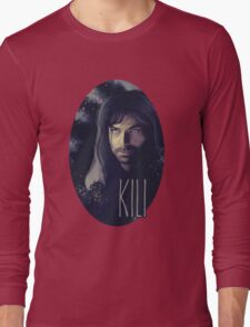 Kili - The Hobbit the desolation of Smaug (2) Long Sleeve T-Shirt
