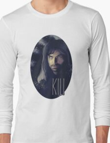 Kili - The Hobbit the desolation of Smaug (2) Long Sleeve T-Shirt