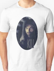 Kili - The Hobbit the desolation of Smaug (2) Unisex T-Shirt