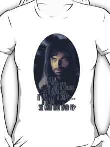 Kili - The Hobbit the desolation of Smaug T-Shirt