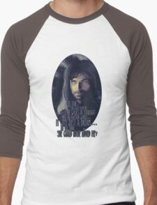 Kili - The Hobbit the desolation of Smaug Men's Baseball ¾ T-Shirt