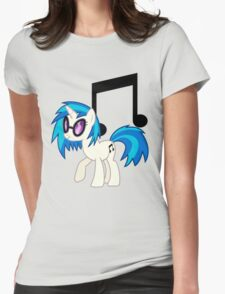 My little Pony - Dj Pon3 Womens Fitted T-Shirt