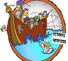 Noahs' Ark by Skree