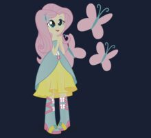 My little Pony - Fluttershy One Piece - Long Sleeve