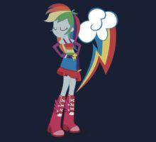 My little Pony - Rainbow Dash Kids Tee