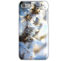 Frost is beautiful iPhone Case/Skin