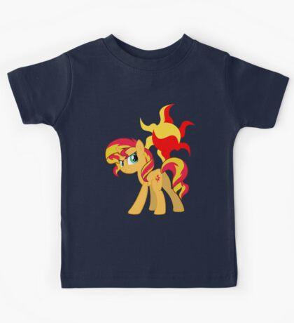 My little Pony - Sunset Shimmer Kids Tee