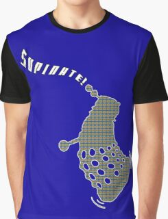 Dr Who - Dancing Dalek (Supinate!) Graphic T-Shirt