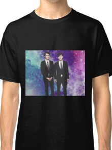 Dan and phil in tuxedos  Classic T-Shirt