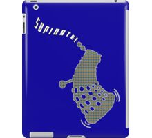Dr Who - Dancing Dalek (Supinate!) iPad Case/Skin