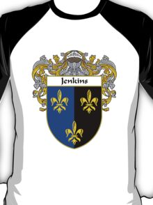 Jenkins Coat of Arms/Family Crest T-Shirt