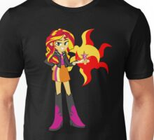 My little Pony - Sunset Shimmer Unisex T-Shirt
